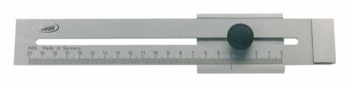 Helios Preisser Präzisions 0321301 Streichmass 200mm