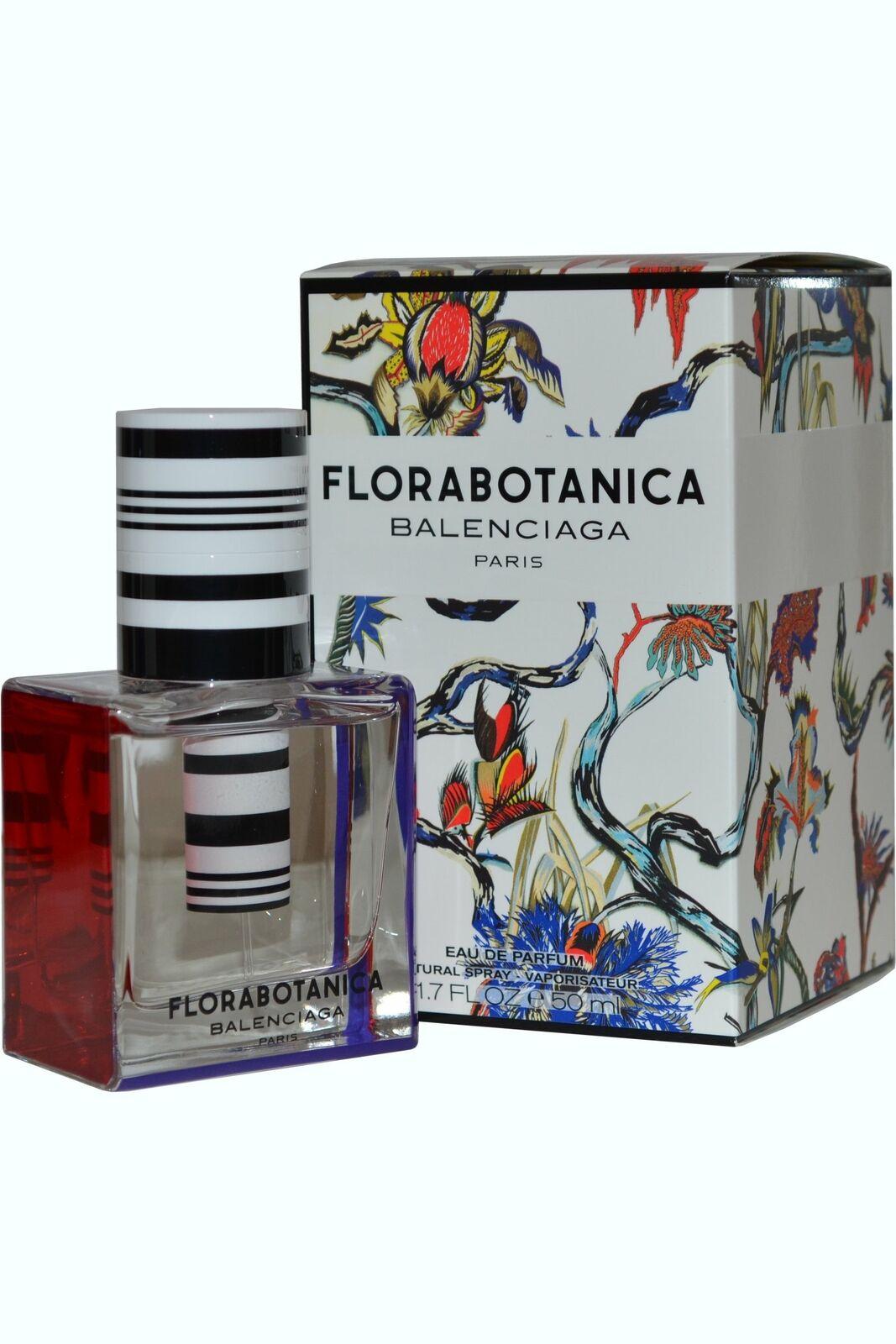 Balenciaga Florabotanica EDP Vaporizador 50 Ml 3607345993942