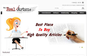 Optimum Article Store Website Free Installation Free Hosting