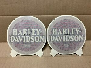 Harley-Davidson-Fuel-Tank-Decal-FLHTCU-Pair-14439-95