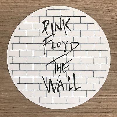 """Pink Floyd The Division Bell 4/"""" Wide Vinyl Sticker BOGO"""