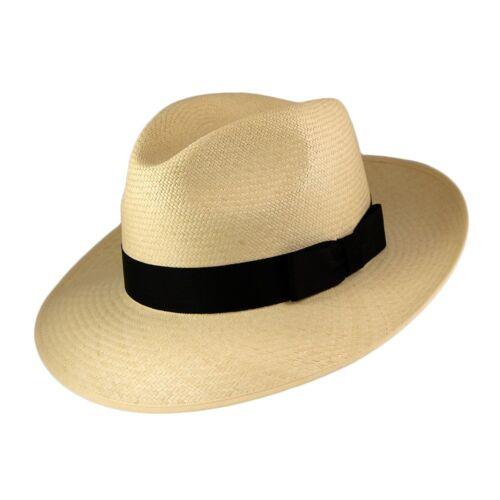 Olney Large Bord Chapeau Panama