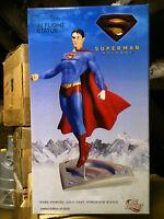 Dc Direct Superman Returns In Flight Statue ,