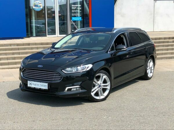 Ford Mondeo 2,0 TDCi 150 Trend stc. ECO - billede 2