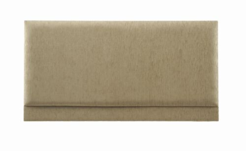 Old English Bed Company Upholstered Plain Headboard Various Colours//Material