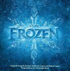 The Frozen Soundtrack - CD VG Condition