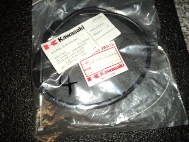 Étrangler No Kawasaki Ex 500 NOS 54012-1335 Câble de Gaz, Closin
