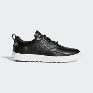 adidas-Ladies-Adicross-PPF-Golf-Shoes-Size-4-5-Black-RRP-80-Brand-New-LAST-PAIR