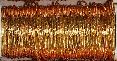 Benton /& Johnson Goldwork-Imitation Japanese K Gold Thread metal couching