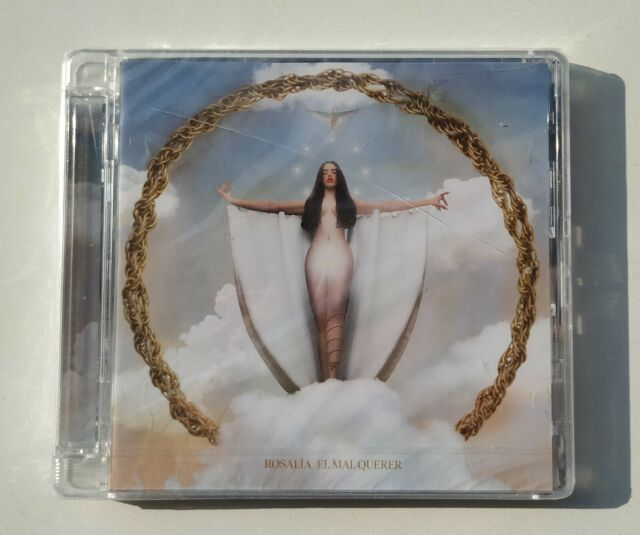ROSALIA 'El Mal Querer' CD Album 2018 NEW Sealed