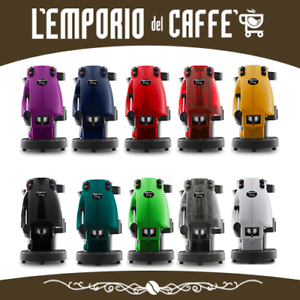 Macchina-Caffe-Borbone-Didiesse-Frog-Base-Cialde-Carta-ESE-44mm-Garanzia-2-anni