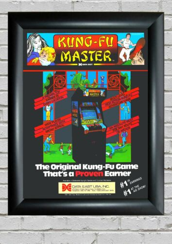 MAME FLYERS ARCADE LARGE A3 OR A4,A5 REPRODUCTION POSTER FREE UK P/&P
