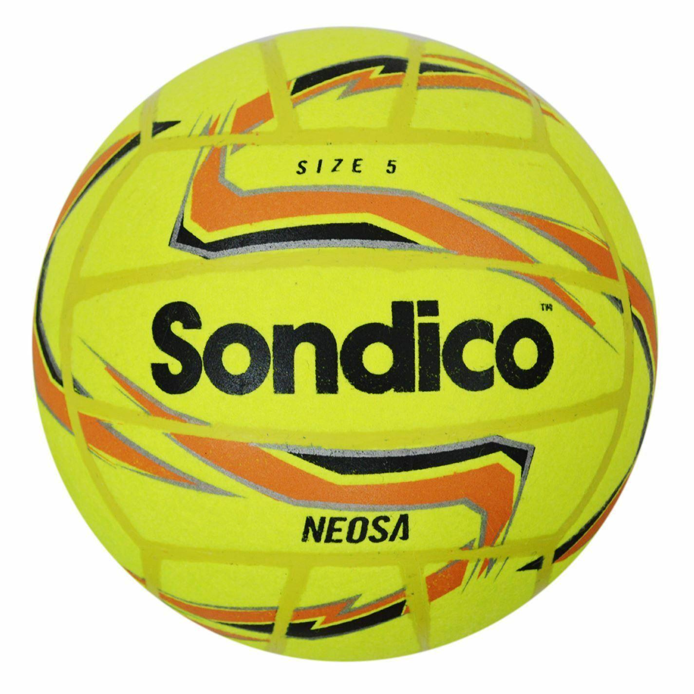 Sondico Neosa Hallenfußball Gelb Fußball Fußball Fußball 4e59a1