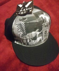 New Shawn White SkateBoard Snap Back Hat