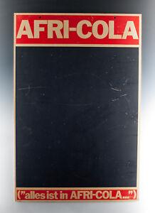 Beidseitig-beschreibbare-Tafel-AFRI-COLA-BLUNA-um-1960