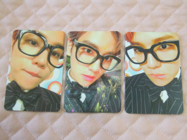 (ver. Baekhyun) EXO CBX 1st Mini Album Hey Mama! Photocard KPOP SM