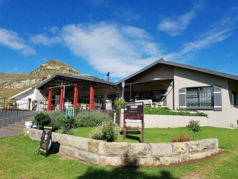 392Ha Farm For Sale in Clarens