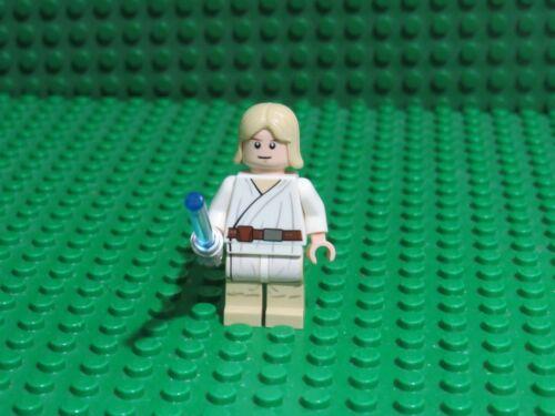 Details about  /LEGO Star Wars Minifigure LUKE SKYWALKER Minifg Tatooine 8092 LK6