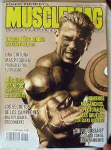 MUSCLEMAG-EDICIoN-ESPANOLA-N-215-ANO-XIX-ED-OLYMPUS-SPORT-NUTRICION-VER