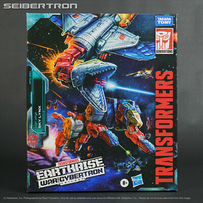 TRANSFORMERS GENERATIONS WAR FOR CYBERTRON EARTHRISE COMMANDER WFC-E24 SKY LYNX