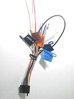 Original Kenwood Kdc-x794 Wire Harness A1