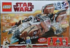 LEGO NEW SEALED STAR WARS SET 7753 PIRATE TANK RETIRED