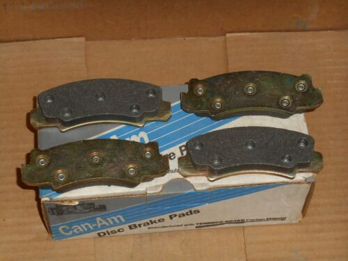 Ford Pinto 1971-1973 Front Semi Metallic Brake Pads D36 Made in USA