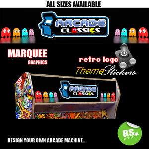 Classics-Arcade-Marquee-Stickers-Graphic-Laminated-All-Sizes