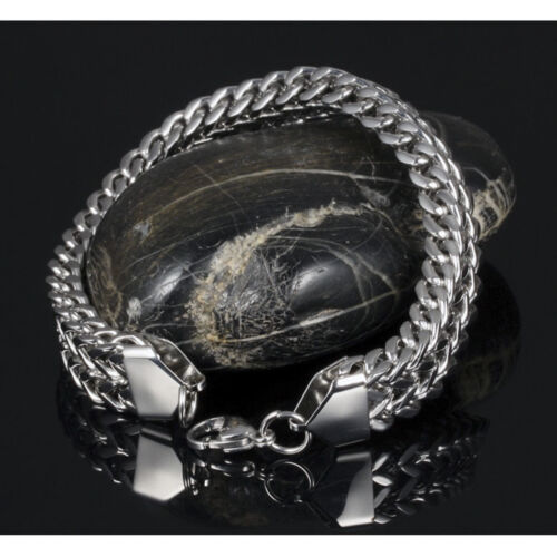 Bracelet for Men Compilation chain Bracelet Stainless Steel  Fashion Jewelry GP3