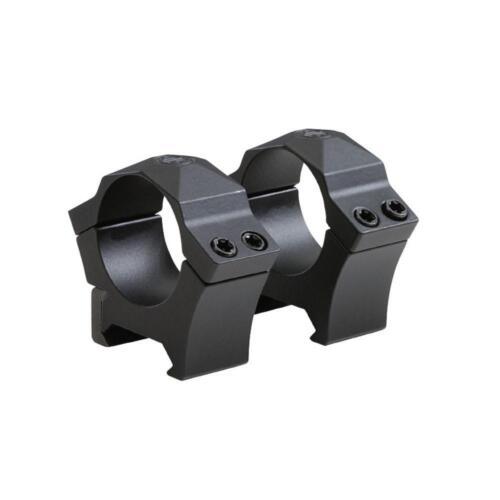Sig Sauer Alpha Hunting Scope Tactical Rings 30mm Low SOA10003 Matte Black