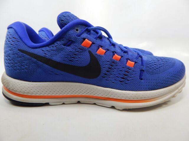 Nike Air Zoom Vomero 12 Sz 10 M (D) EU 44 Men's Running Shoes Blue 863762 400