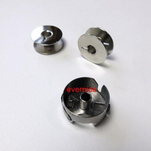 306W 306 319 2 Bobbin Case #173058 +20 Bobbins For Singer 206K 206W 306K