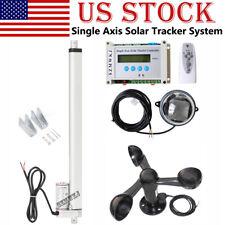 18 Solar Tracking Tracker Amplinear Actuator Ampanemometer Amp Controller Ampremote Ig