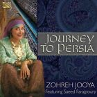 Journey to Persia by Zohreh Jooya (CD, Mar-2013, ARC)