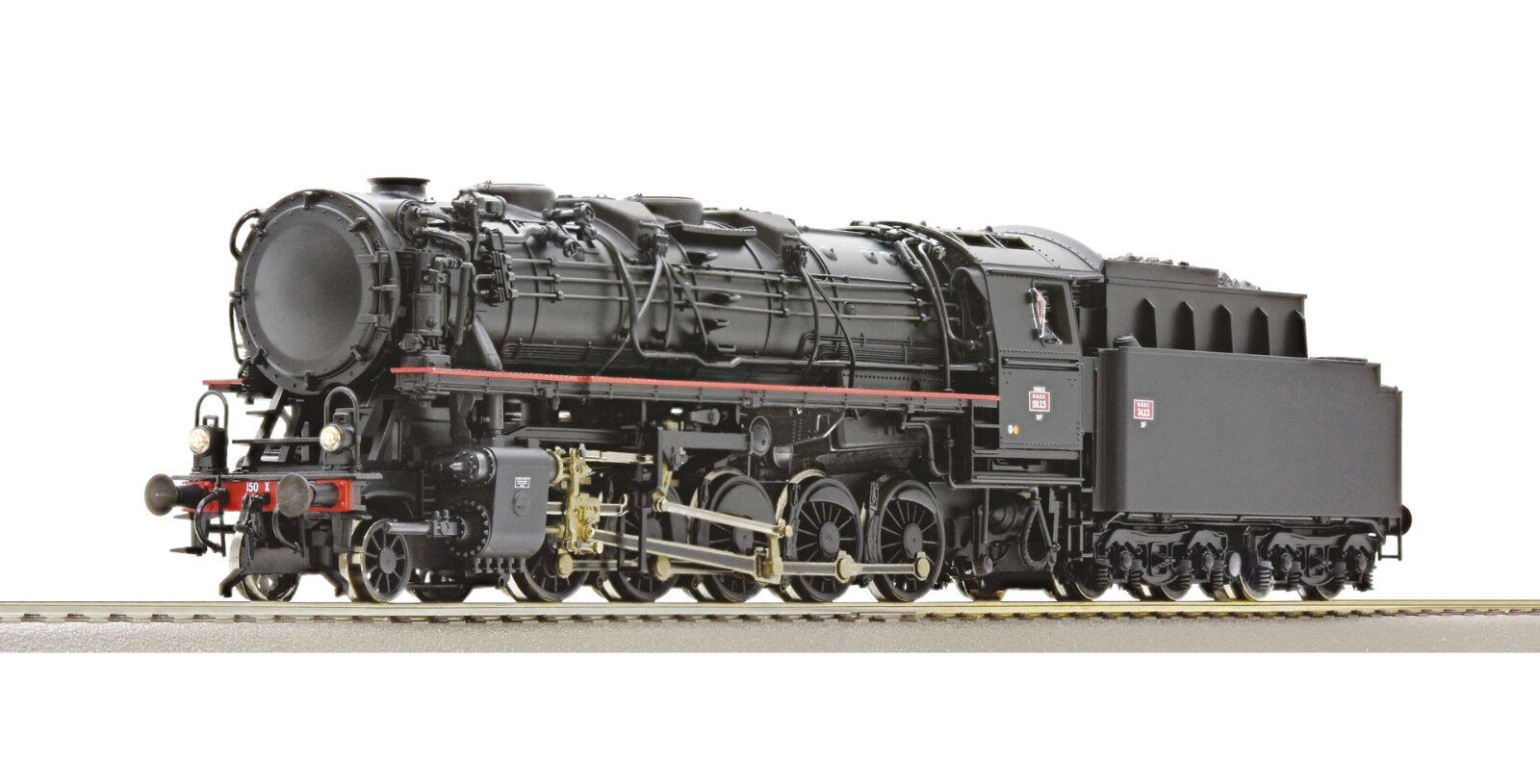 Roco 62145 - Steam locomotive 150 X, SNCF, HO