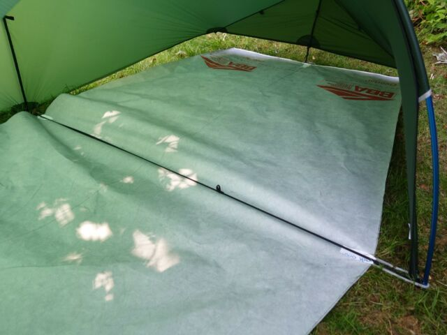 with porches Tyvek footprint for Terra Nova Southern Cross-2 tent 290g