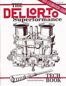 dellorto drla twin carbs carburettors tuning book manual guide ebay rh ebay com