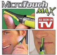 Rasoir De Précision Tout En 1 Microtouch Max Nez Oreilles Face Clipper Tondeuse