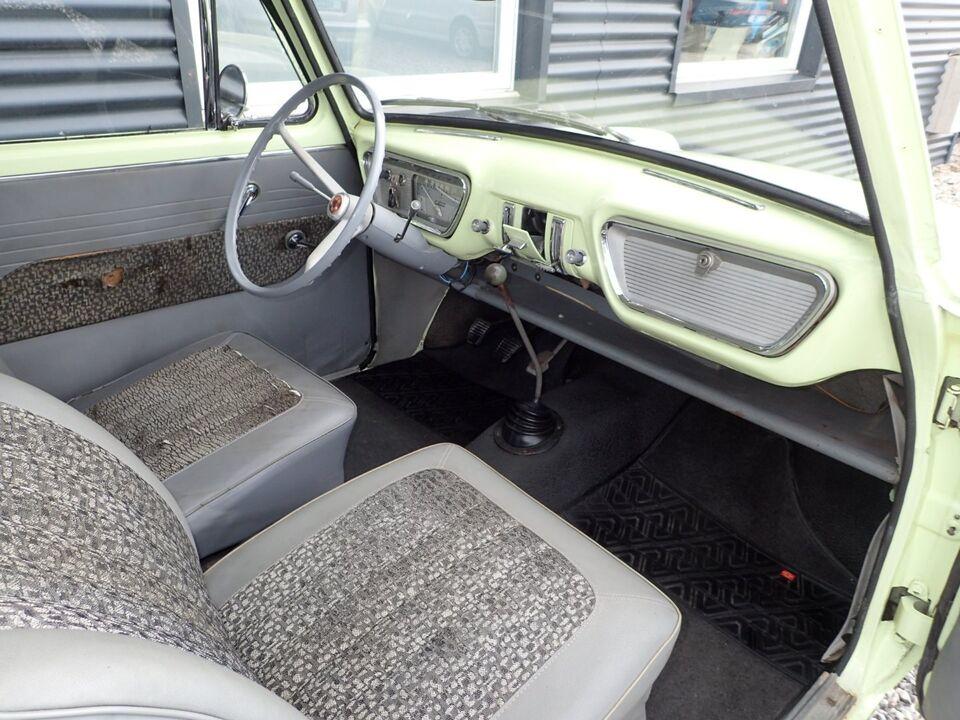 Ford Anglia 1,0 Sportsman DeLuxe Benzin modelår 1962 km