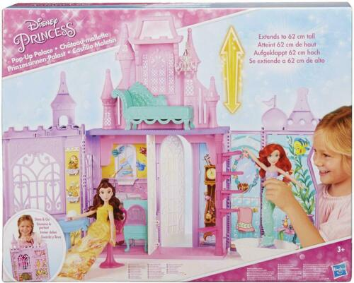 DISNEY PRINCESS POP UP Palace-Scatola Nuovo Di Zecca in