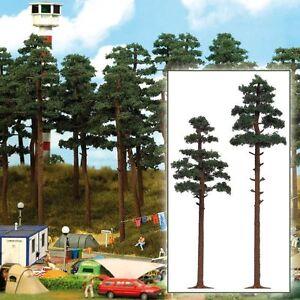 BUSCH 6144 Gauge H0 2 Pines 6 7/8/8 5/16in new original packaging