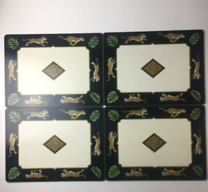 LYNN-CHASE-DESIGNS-JAGUAR-JUNGLE-PLACEMATS-SET-OF-FOUR-PIMPERNEL-11-75X15-75IN