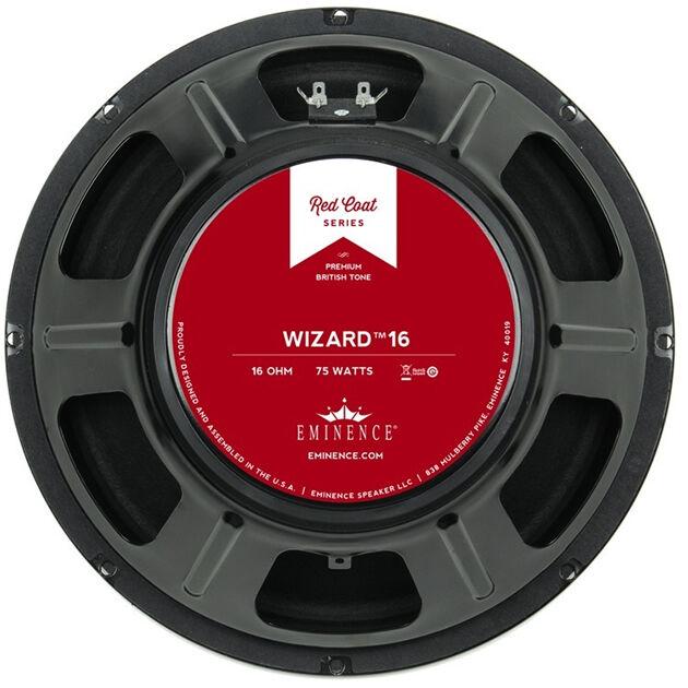 NEW EMINENCE THE WIZARD 16ohm 75w 12  GUITAR SPEAKER