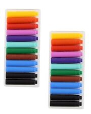 24 - Fountain Pen Refill Ink Cartridges for Jinhao, Baoer & More - ASSORTED INK