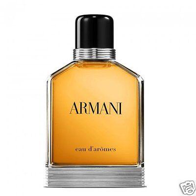 PROFUMO ARMANI UOMO EAU D'AROMES EDT EAU DE TOILETE 50 ML. VAPO NOVITA' 2014 | eBay
