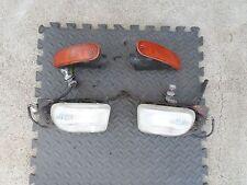 90 91 92 93 Toyota Celica Fog Lights & Side Marker Lights Set