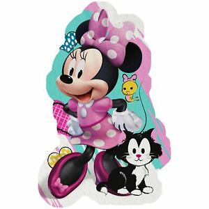 Officiel-Minnie-Mouse-Serviette-en-Forme-de-Plage-Piscine-Enfants-Filles