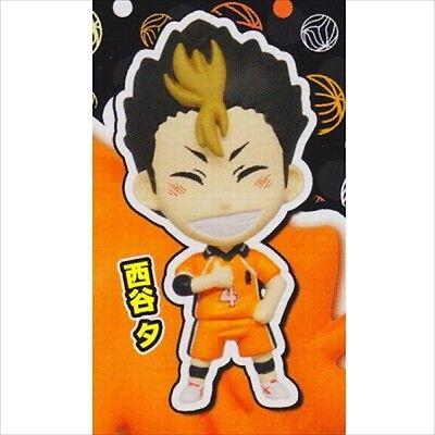 Takara Haikyuu!! Haikyu Karasuno High Best Deformed Mini Key chain Swing Figure