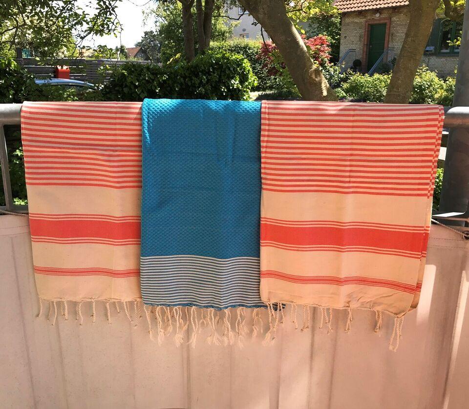 Hammamhåndklæder