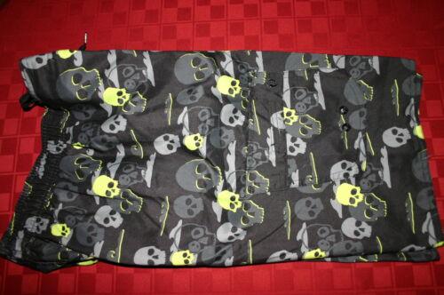 Costume Ten bagno Board Long Youth Xl Trunks Skulls Hang Nwt Ragazzi Black da RxWw4An